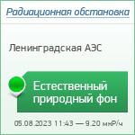Радиационная обстановка